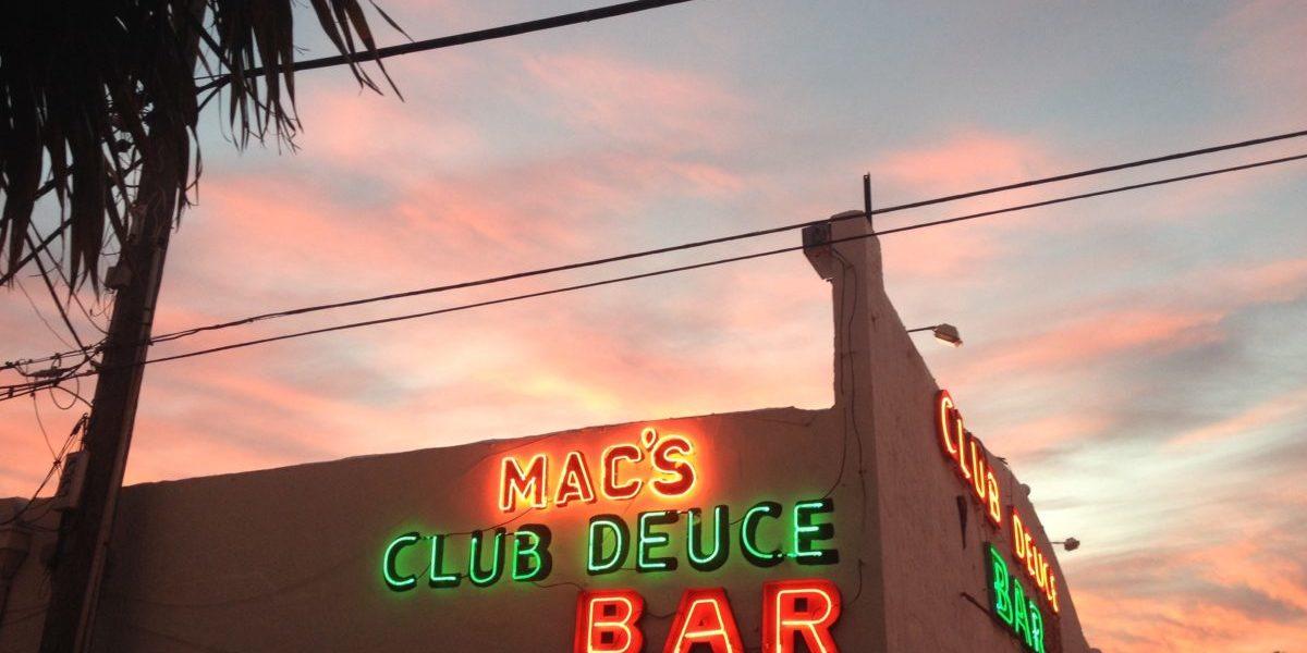 macs club deuce
