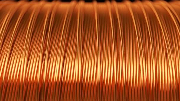 Copper Spool