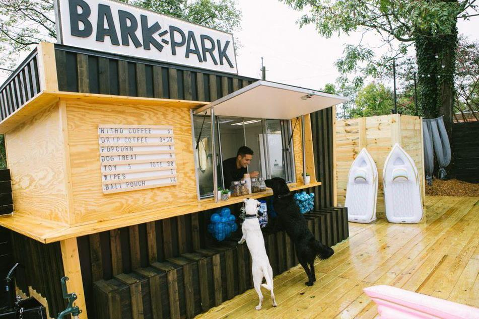 global shop bark park